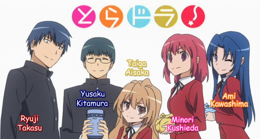 ToraDora! Character and Story Analysis