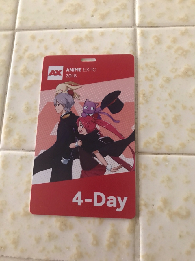 Anime Expo 2018 (Just When I Thought I Was Out, They Pull Me Back In)