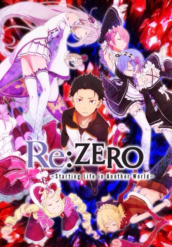 Re:Zero, Holy CRAP this show isgood…