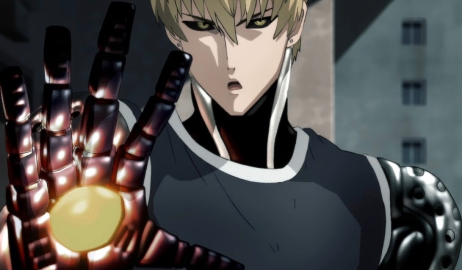 What is wrong with how metal objects look in One Punch Man Season2?!