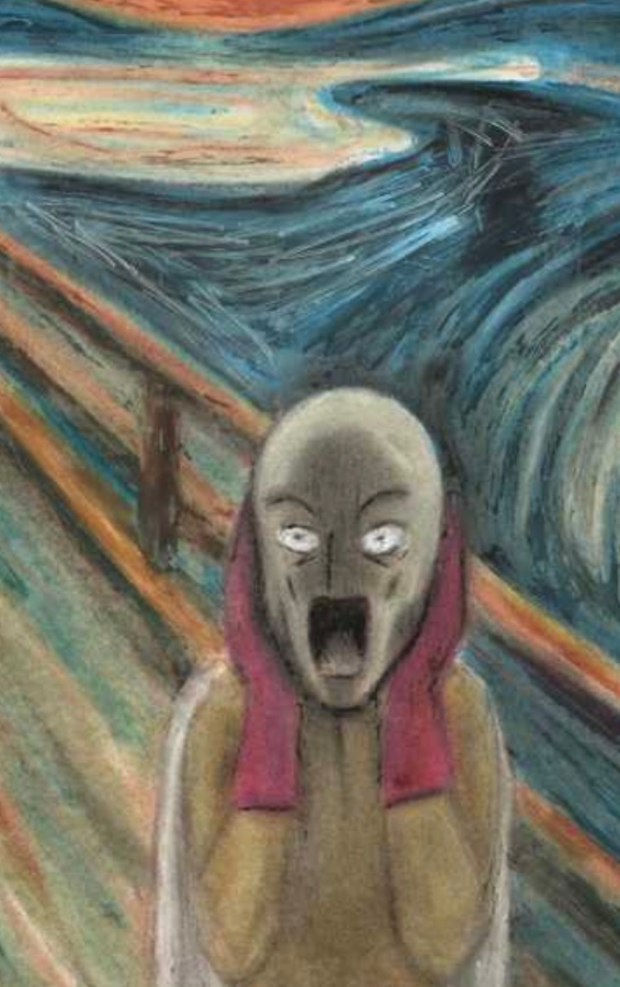 Saitama's Existential Nightmare!