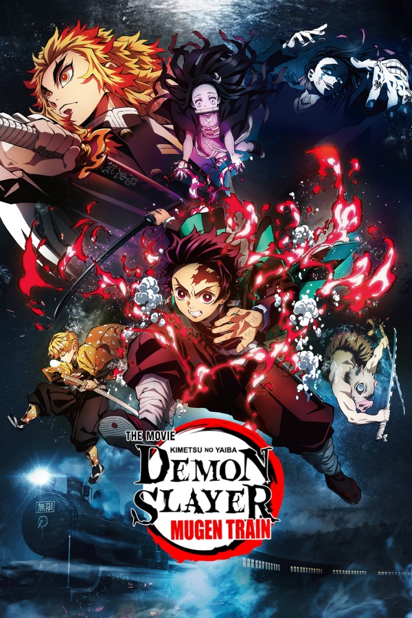 Watching Demon Slayer Movie Mugen Train This Saturday!! (MY FIRST MOVIE IN A MOVIE THEATER SINCE COVIDBEGAN!)